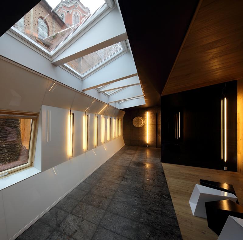 Casa FOA 2014: Lobby - Juan Caram / Diego Segoura